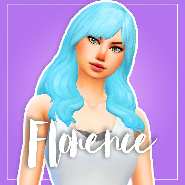 Pin by Sims 4 CC on maxis match hair Sims 4 custom content
