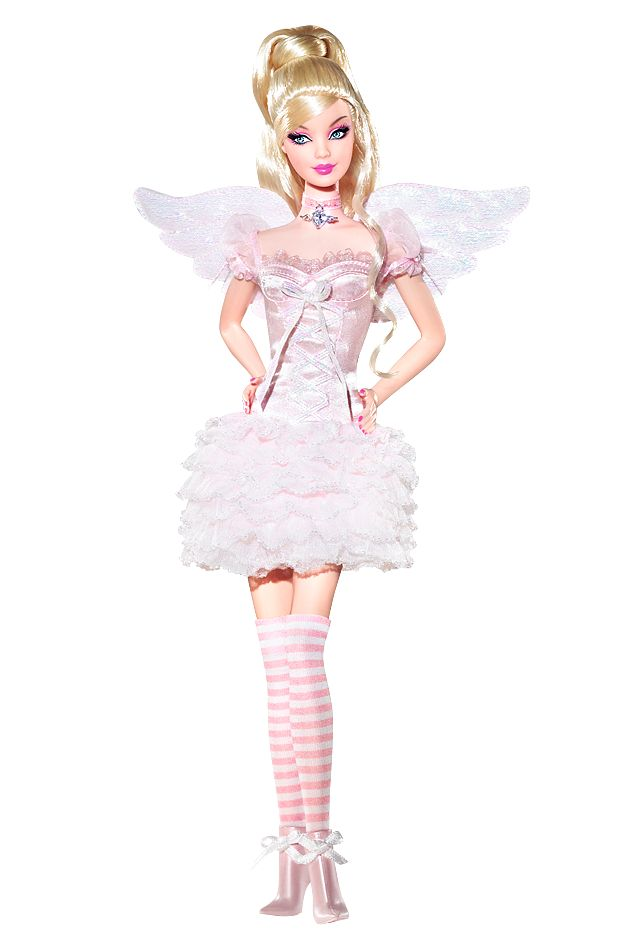 Happy Birthday, Angel Barbie Doll - 2008 Special Occastion Collection - Barbie Collector