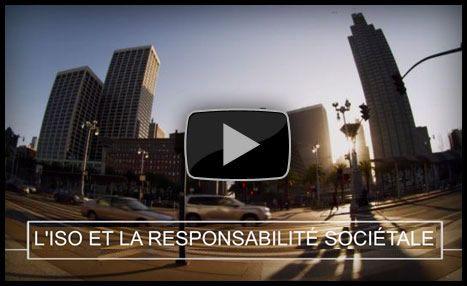 ISO 26000 – Responsabilité sociétale - ISO