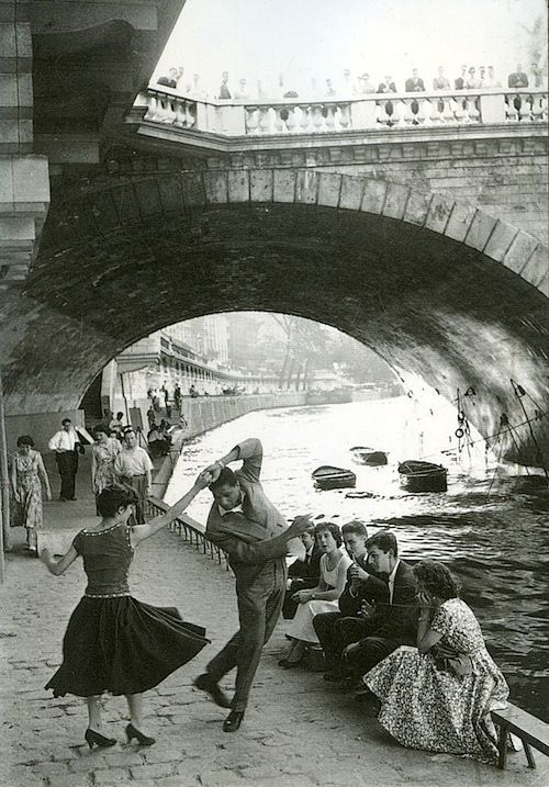 Paris, 1952 by Paul Almasy