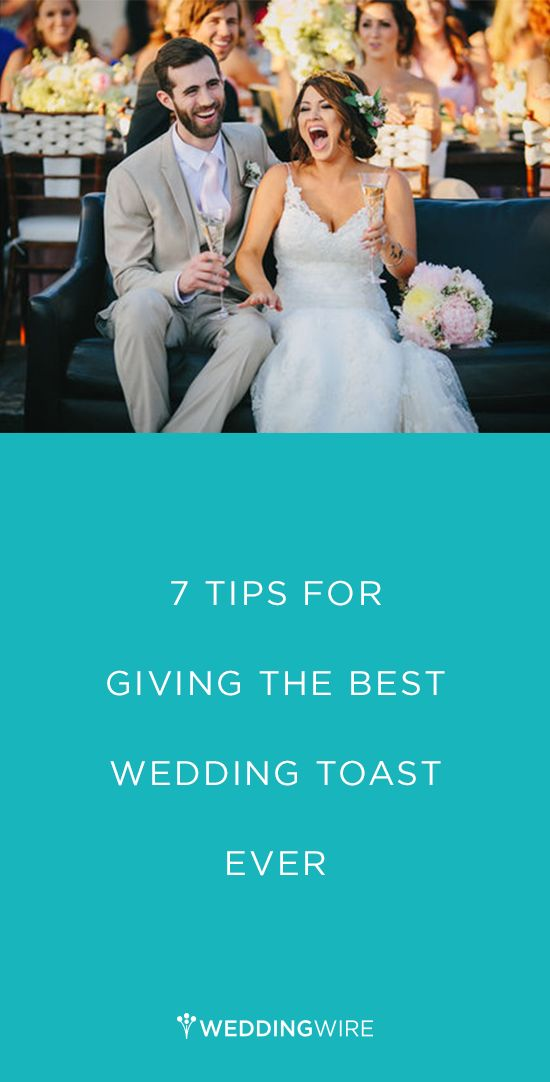 Looking for tips on your Maid of Honor speech? Here are 7 Tips for Giving the BEST Wedding Toast EVER by @weddingwire {Matthew Nigel Photography}