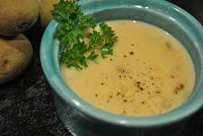 Eat 'n Park Potato soup