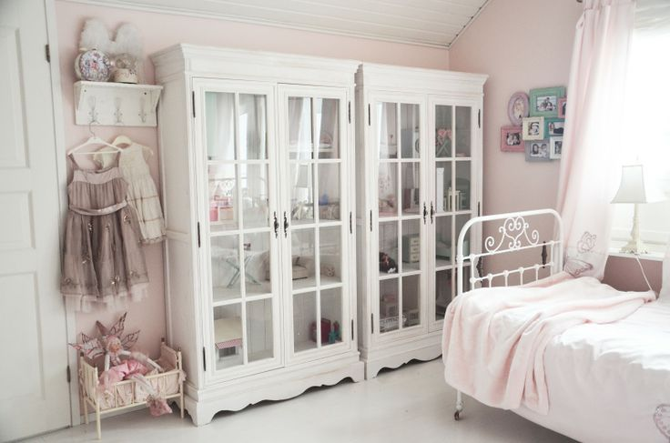 A beautiful little life in a children's room