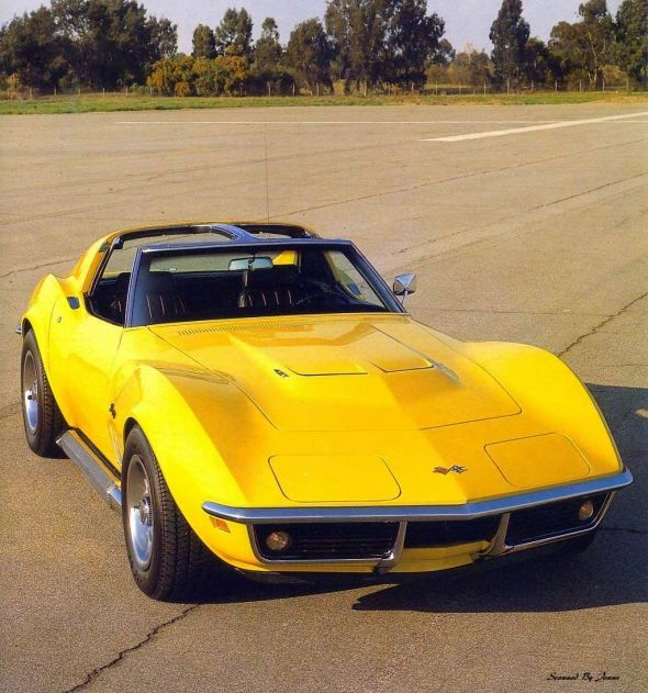 8 best images about vette dream car 39 69 canary yellow stingray on pinterest chevy colors. Black Bedroom Furniture Sets. Home Design Ideas