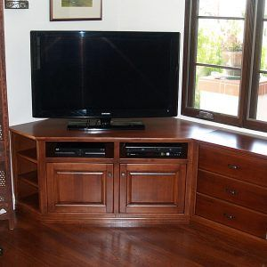 Corner Tv Cabinet With Doors For Flat Screens