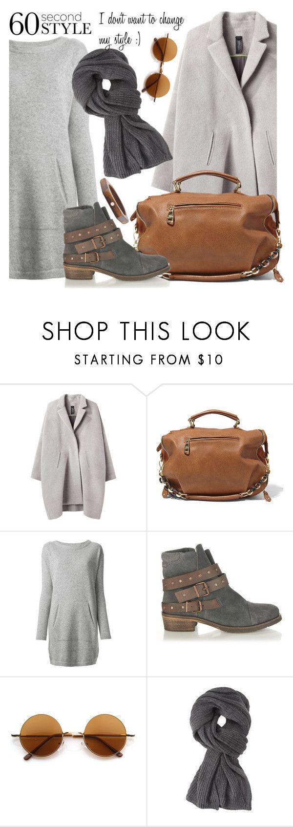 """""""don'tchangeyourstyle-60 Second Challenge: Meet the Parents"""" by bynoor ❤ liked on Polyvore featuring Zero + Maria Cornejo, Steve Madden, Woolrich, Retrò, Forever 21 and Marc by Marc Jacobs"""