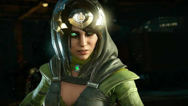 Injustice 2 Official Enchantress Trailer The demonic sorceress will come to the game January 9 for Early Access. January 05 2018 at 03:04PM  https://www.youtube.com/user/ScottDogGaming