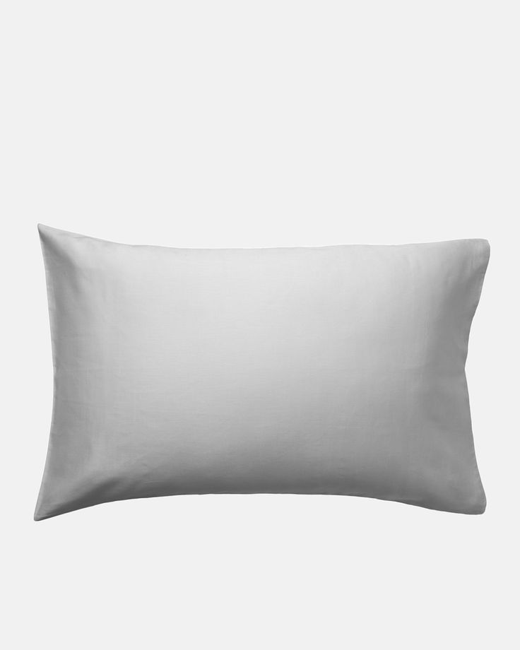 Elson Home Bed Linen Pillow Case in Grey Dusk Resident GP Homeware & Gifts