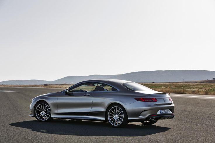 Mercedes voorziet S500 en S63 AMG Coupé van prijskaartje