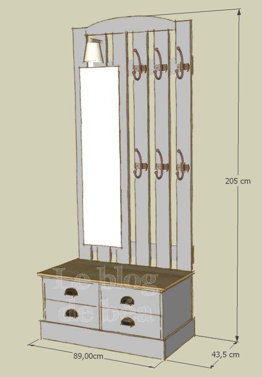 17 meilleures id es propos de meubles industriels sur for Achat meuble en palette