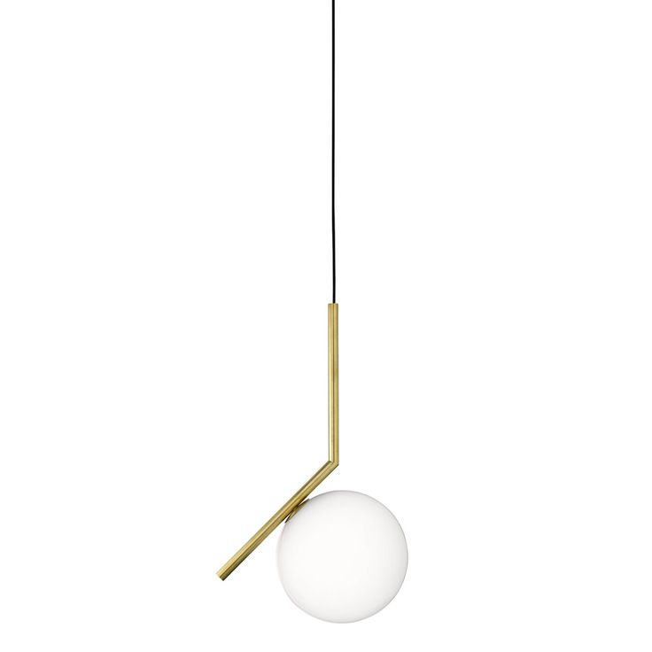 IC LIGHT S by Michael Anastassiades | Contemporary Designer Lighting by FLOS.  Please contact Avondale Design Studio for more information on any of the products we feature on Pinterest.