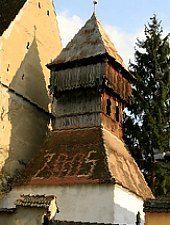 Dupuş, Biserica evaghelică fortificată, Foto: Tudor Seulean