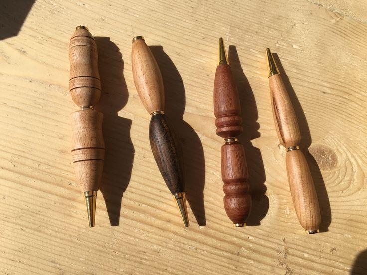 Wooden pen,