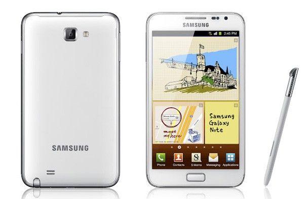 2012 - Samsung Galaxy Note