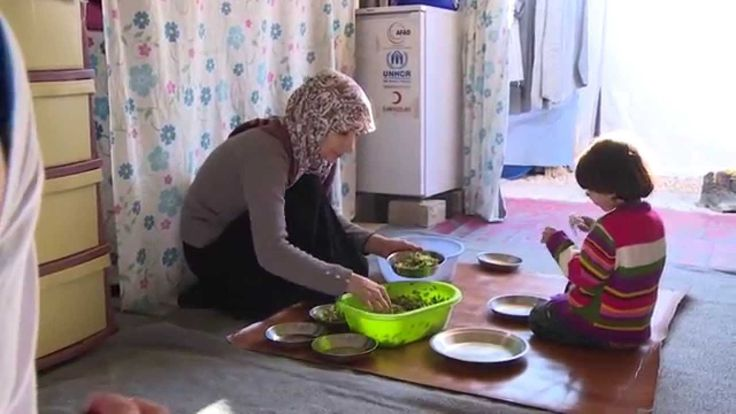 I picked this particular Youtube video because it is about the life of a Syrian family living in a refugee camp in Turkey.