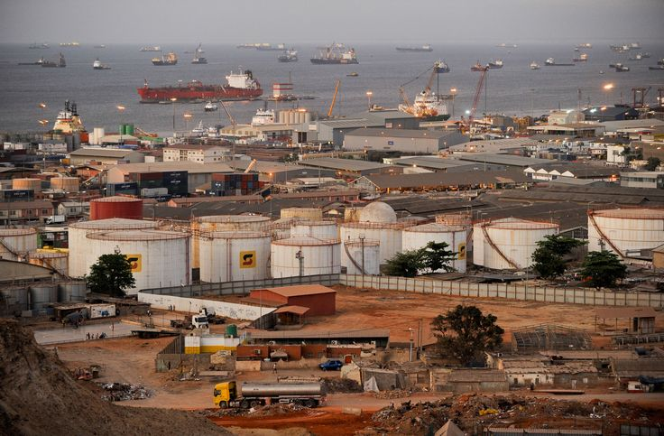 After the golden decade, from 2002 to 2013, when the GDP reached a growth of 12%, Angola's economy suffered a setback, especially in recent years, due to the collapse in #oilprices.