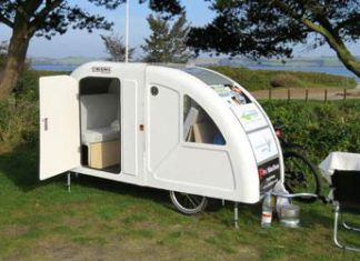 Wonderful Then It Transforms Into A Modern Pop Up Tent Camper