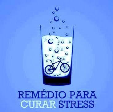 Remedio para curar el estres #ciclismo #bikes ;)