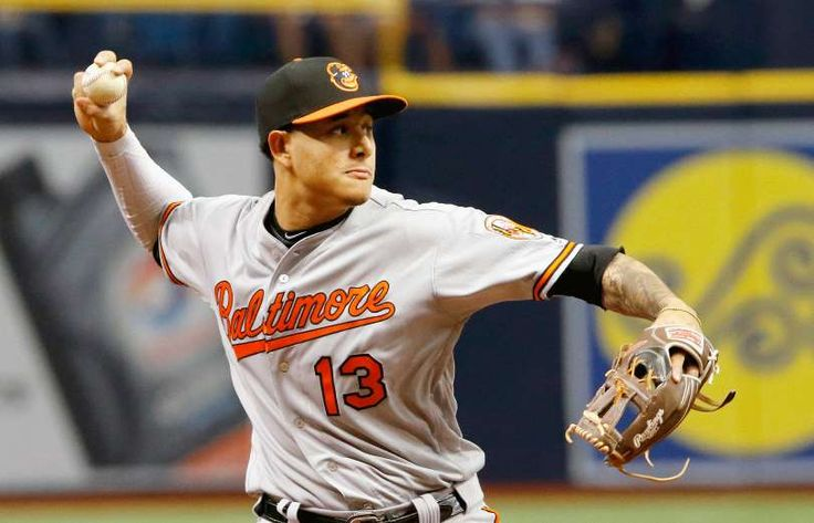 MLB trade rumors: Stanton, Donaldson headline hitters who could be dealt  -  November 8, 2017.  MANNY MACHADO, 3B, ORIOLES  -   Contract status: Free agent after 2018.