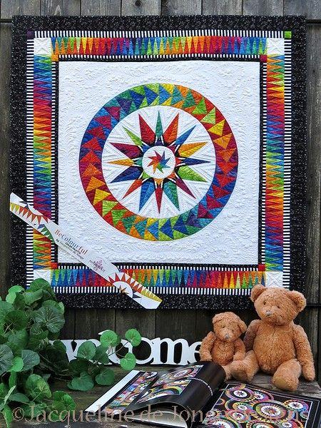 Chasing Dreams Jacqueline De Jonge Quilts Rainbow