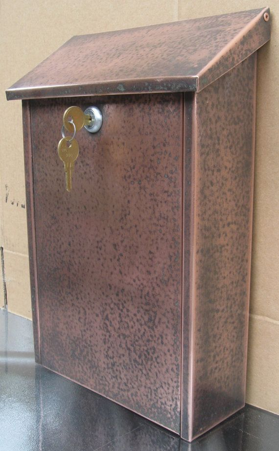 Best 25+ Copper mailbox ideas on Pinterest | Mail boxes ...