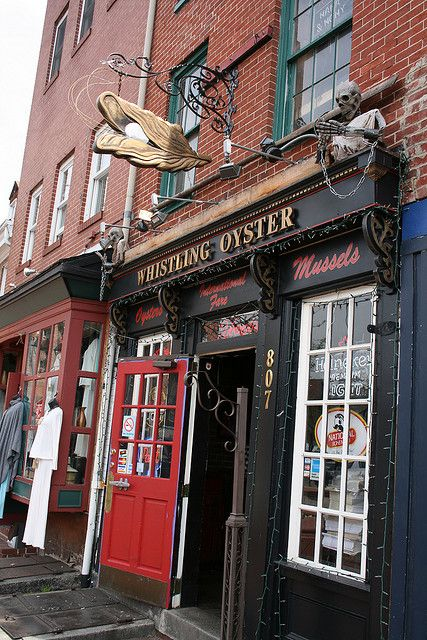 Whistling Oyster, Fells Point, Baltimore Zippertravel.com Digital Edition