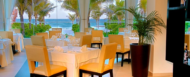 D'Italia Restaurant in the Riviera Maya | El Dorado Royale, a Spa Resort
