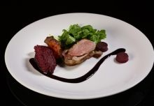 Pan Seared Duck