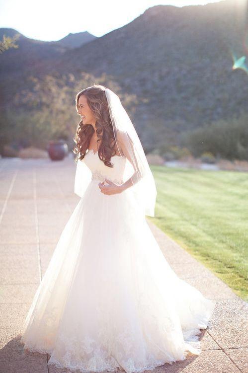 what a gorgeous wedding dress: Wedding Dressses, Wedding Dresses, Wedding Ideas, Wedding Gown, Dream Wedding, Hair