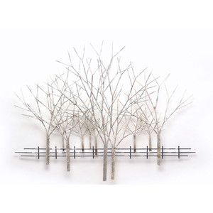 Wall Art Ideas Design : Botanic Decorations Artisan Metal Wall Art Simple Winter Orchard Tree White Forest Fence Wooden Natural Interesting artisan metal wall art uk Metal Garden Art. Texas Rustic Metal Art. Metal Art Patterns Plasma Cutter.