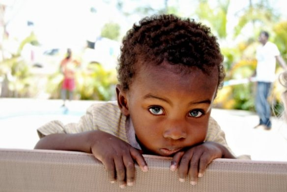 Haiti.  Ephesians 4:2 Be completely humble and gentle; be patient, bearing with not another in love.