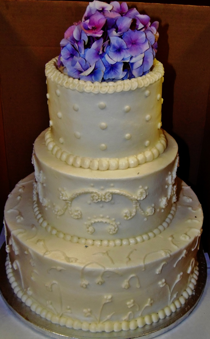 101 best images about Wedding cakes I decorated on ...