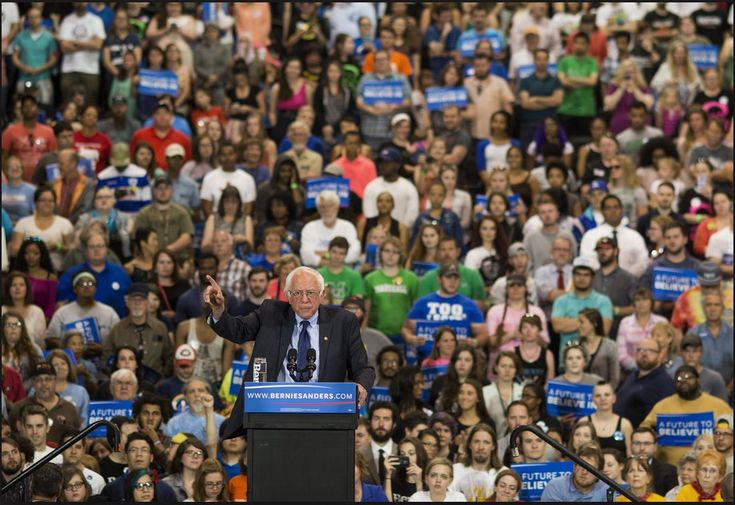 Sanders Crushing Trump in Polls 53% to 38%, Seen as Strongest General Election Candidate — Medium