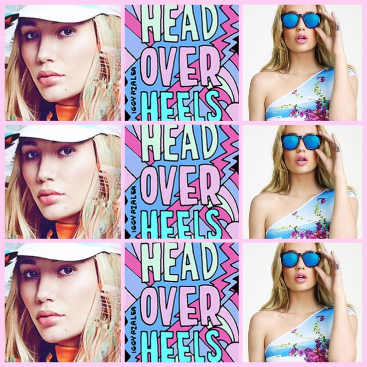 "HEAD OVER HEELS - The New Classic Patch Set. Rep Iggy with 3 patch set featuring lyrics from her hit song ""Work"" and ""Fancy""  Shop Now => store.iggyazalea.com  Iggy Azalea => www.iggyazalea.com   No bullshit, just sales - (M)BRAIN™ ADVANTAGE => Hicham el Hassany, Robert Kovac, Joey de Man"