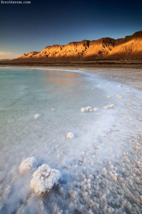 Dead Sea, Ein Gedi, Israel
