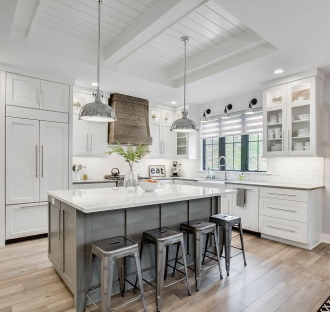 Best Chelsea Gray By Benjamin Moore Cabinet Color Kitchen 640 x 480