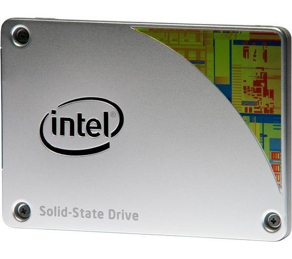 "INTEL - Solid-State Drive 530 Series - 240 GB - Hard disk SSD interno da 2,5"" + Prolunga USB tipo A maschio / femmina - 2 metri"