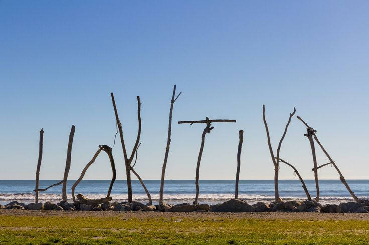 We thought this was very cool! Pretty easy to guess where this is.  Check out the video: http://www.seeanddo.co.nz/hokitika   Hokitika, New Zealand #NewZealand #Travel #SeeandDoNZ #Hokitika