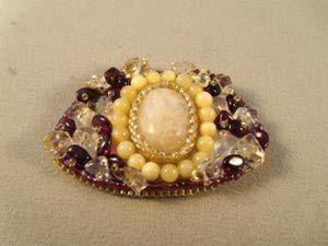Information about basic bead embroidery materials that are used to create beaded jewelry such as necklaces, bracelets and earrings.  Bead embroidery can also be used to stitch other types of beaded art like belts, bags, pouches and wall hangings.: Beads!