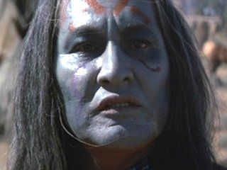 Will Sampson as Ten Bears in The Outlaw Josey Wales