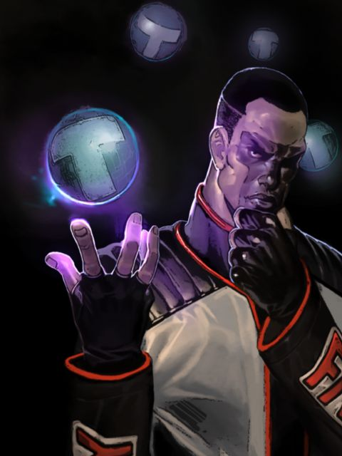 mr. terrific - Google Search