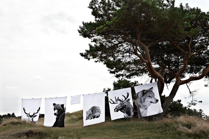 Righe, pois, fiori, gli animali della foresta o i cuccioli di casa. Federe e lenzuola fantasia per reinventare il letto.
