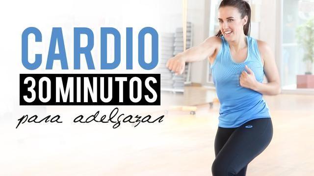 Sequência intensa! Exercícios de cardio para perder peso, pratique.