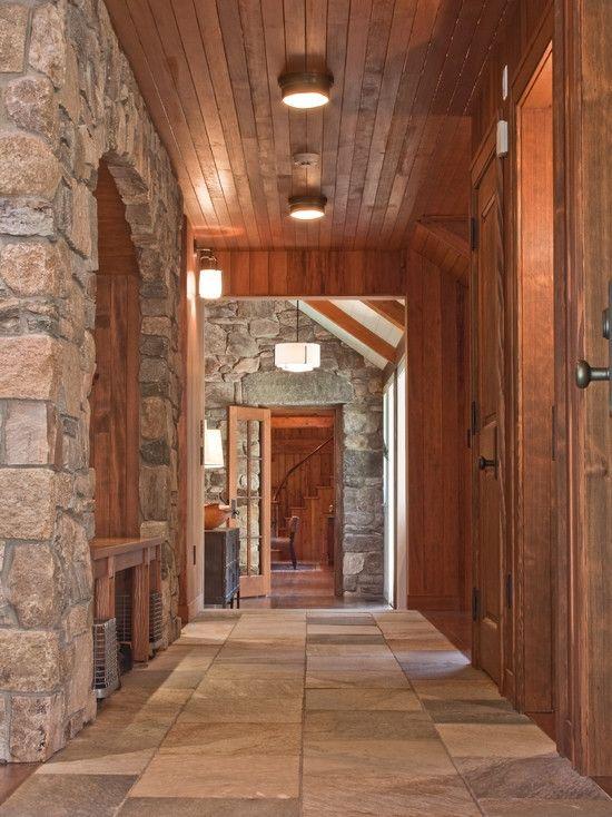 Home Decor Eclectic Hall. エントランスのインテリアコーディネイト実例