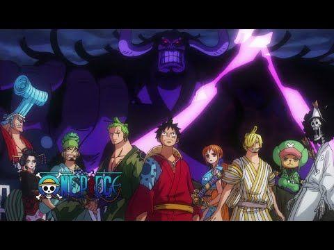 One Piece Opening 22 Wano English Sub Hd Youtube Dessin One Piece Fan Art Manga