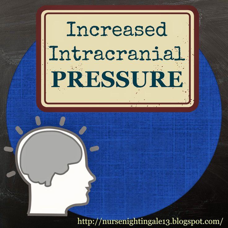 Increased Intracranial Pressure. What is it? What causes it? How do we fix it?