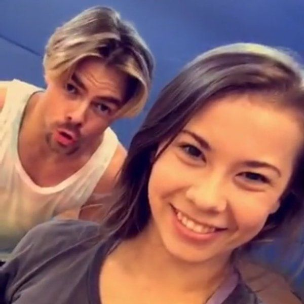 Awe I love them!! Derek Hough: The Week in Twitter – November 22, 2015 | Pure Derek Hough