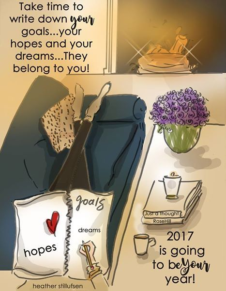 2017 is going to be your year!