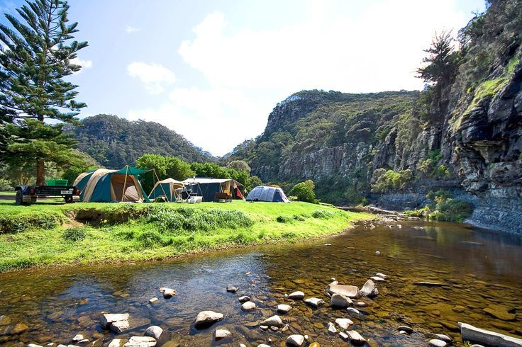 Cumberland River Holiday Park - Great Ocean Road Victoria - On my bucket list for this summer! | See Something New
