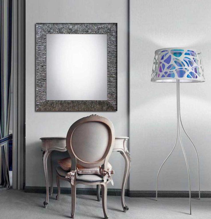Espejos de pared en madera modelo FUENLABRADA. Decoracion Beltran, tu tienda de espejos en Internet. www.decoracionconespejos.com www.decoracionconespejos.com